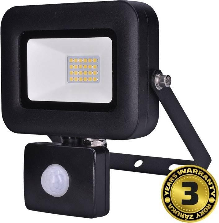 LED reflektor PRO se senzorem, 20W, 1700lm, 5000K, IP44 WM-20WS-L Solight