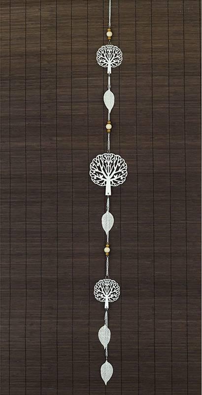 Zvonkohra, kovová dekorace ZK6459 Art