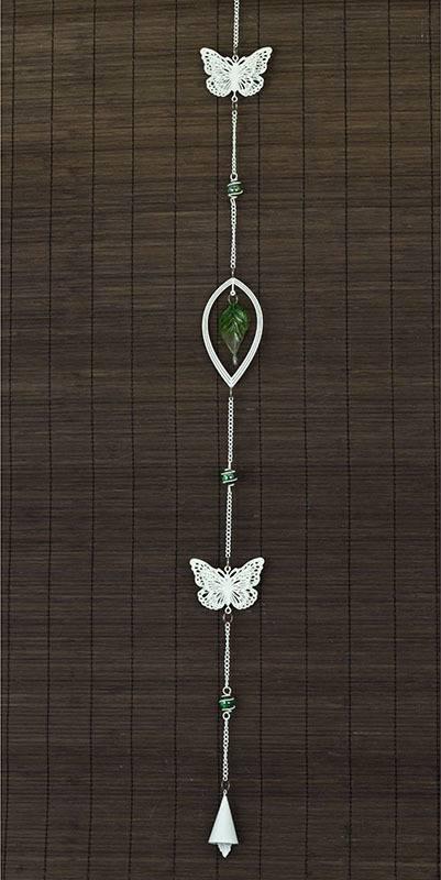 Zvonkohra, kovová dekorace ZK6510 Art