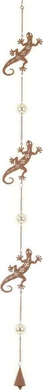Zvonkohra, kovová dekorace ZK6534 Art
