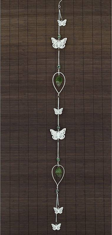 Zvonkohra, kovová dekorace ZK6558 Art