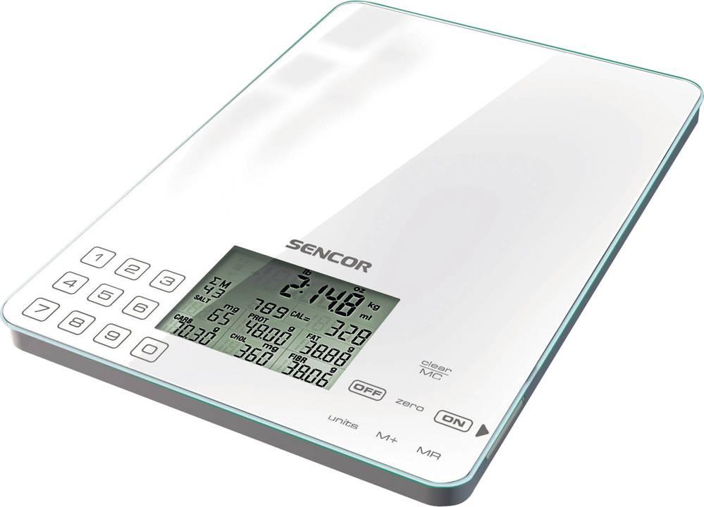 SKS 6000 dietetická váha 40017916 SENCOR