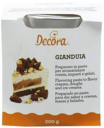 Ochucovací pasta GIANDUJA 200g - Decora
