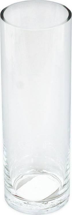 Váza skleněná čirá VS-9502 Art