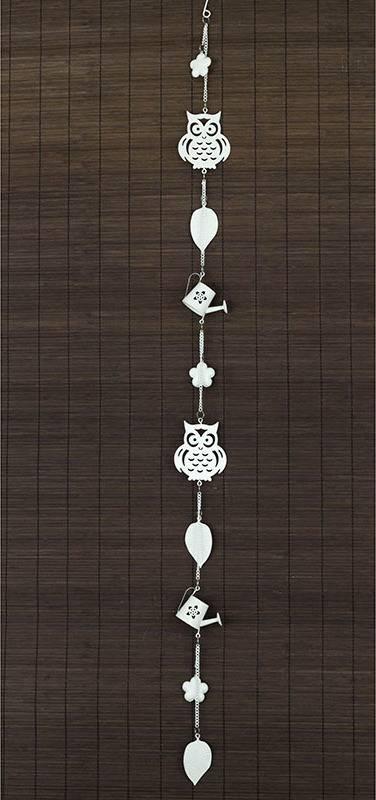 Zvonkohra, kovová dekorace ZK6466 Art