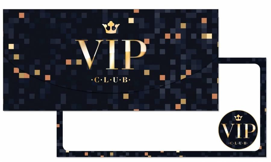 Dárková obálka na peníze nebo poukázky VIP - Alvarak