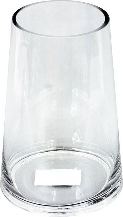 Váza skleněná čirá VS-9507 Art