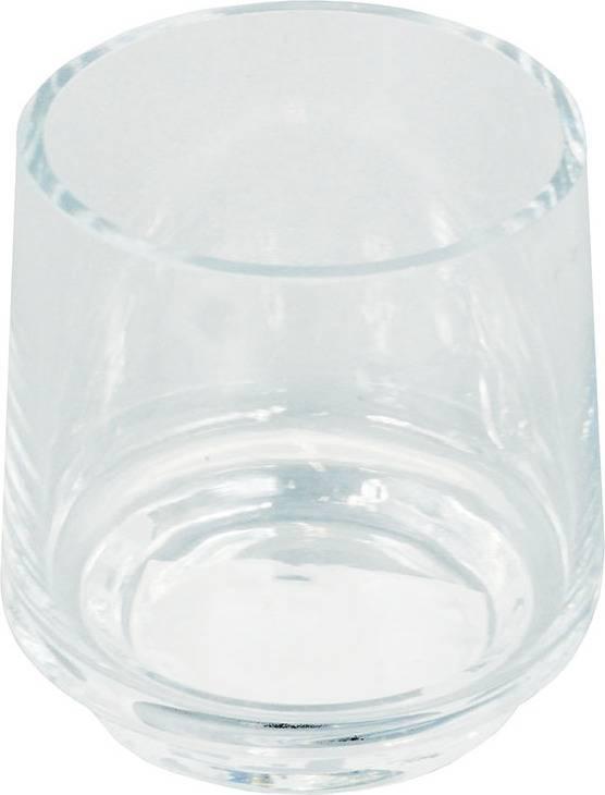 Váza skleněná čirá VS-9508 Art