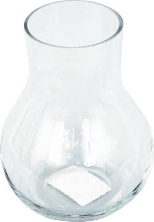 Váza skleněná čirá VS-9512 Art