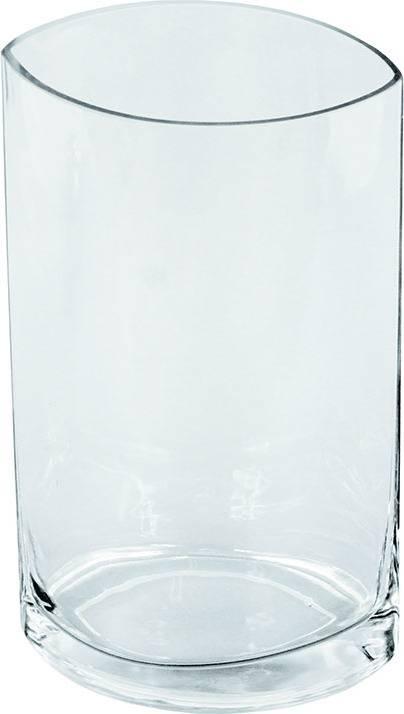 Váza skleněná čirá VS-9517 Art