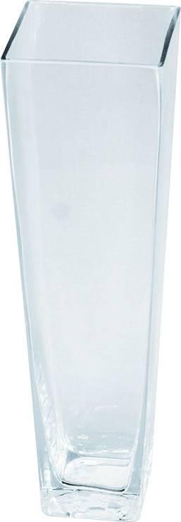 Váza skleněná čirá VS-9519 Art