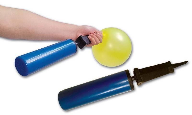 Ruční pumpa na nafukování balónků vzdcuhem - Alvarak