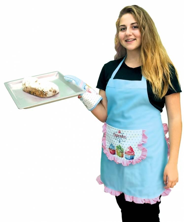Alvarak zástěra Cupcakes