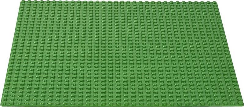Fotografie LEGO® Classic 10700 Zelená podložka na stavění