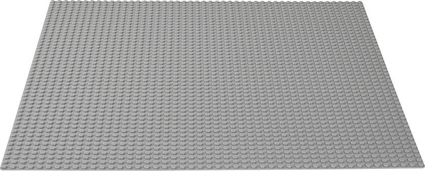 Fotografie Šedá podložka na stavění 2210701 Lego