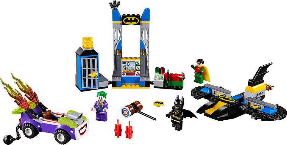 Fotografie Joker™ útočí na Batcave 2210753 Lego