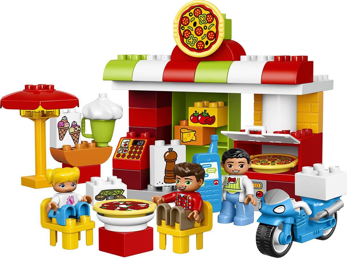 Fotografie Pizzerie 2210834 Lego