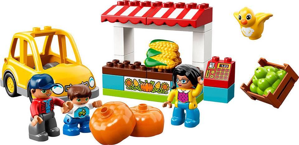 Fotografie Farmářský trh 2210867 Lego