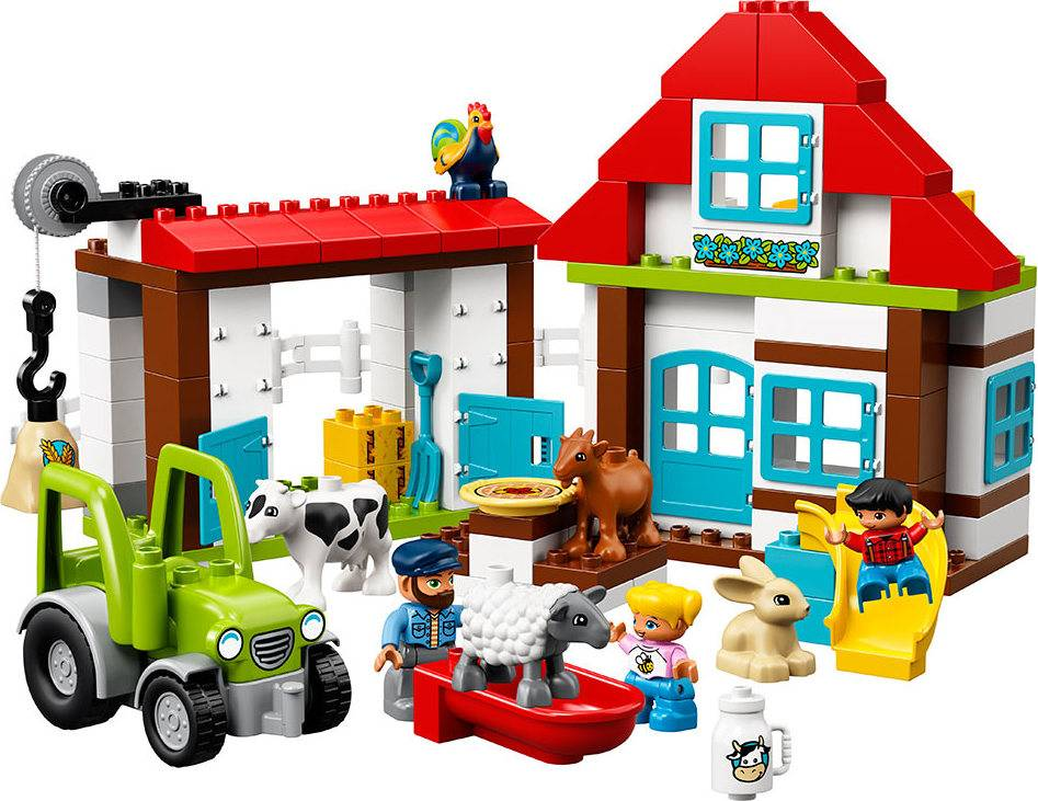 Fotografie Dobrodružství na farmě 2210869 Lego