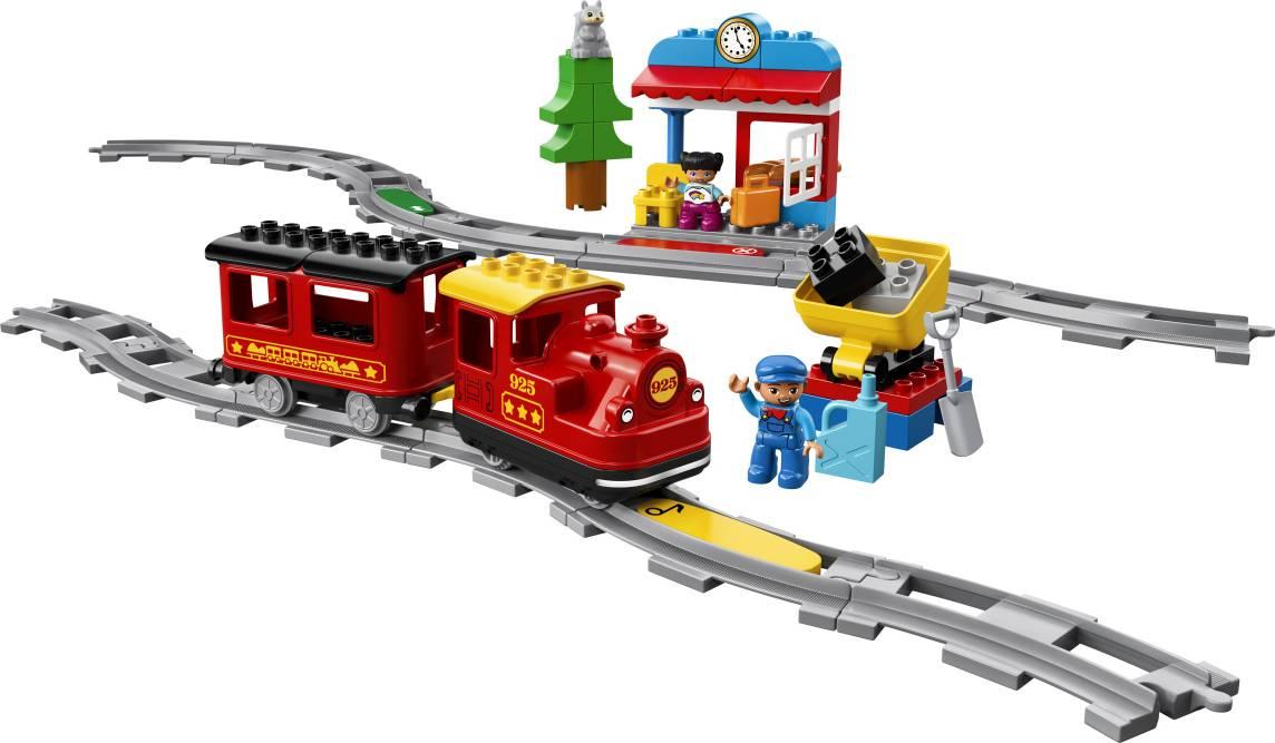 Fotografie Parní vláček 2210874 Lego