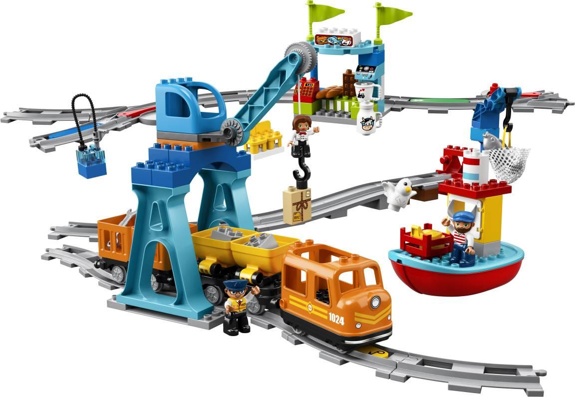 Fotografie Nákladní vlak 2210875 Lego