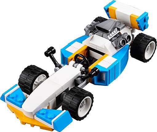 Fotografie Extrémní motory 2231072 Lego