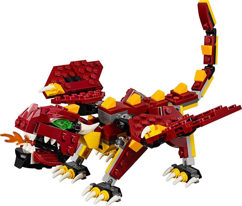 Fotografie Bájná stvoření 2231073 Lego