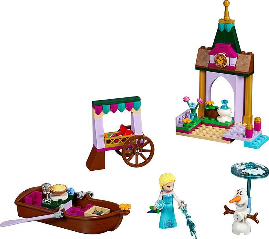 Fotografie Elsa a dobrodružství na trhu 2241155 Lego