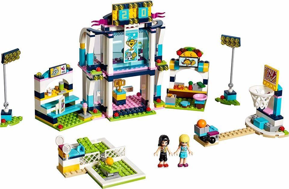 Fotografie Stephanie ve sportovní aréně 2241338 Lego