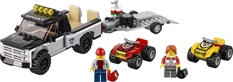 Závodní tým čtyřkolek 2260148 Lego