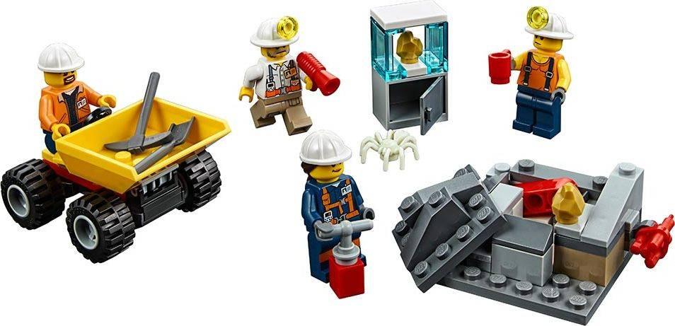 Fotografie Důlní tým 2260184 Lego