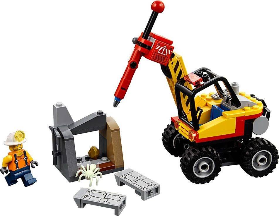Fotografie Důlní drtič kamenů 2260185 Lego