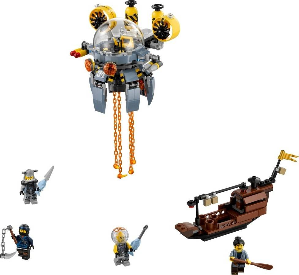 Ponorka medůza 2270610 Lego