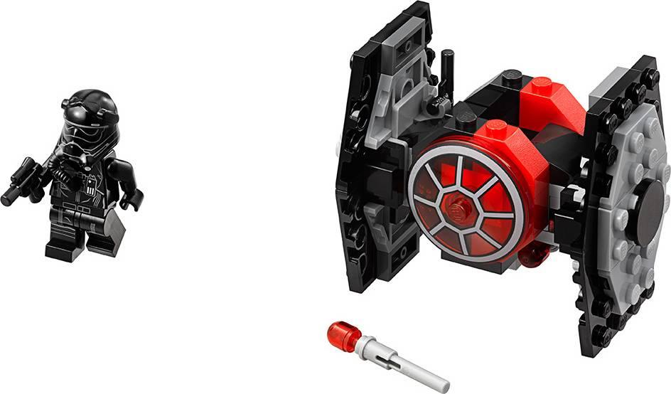 Fotografie Mikrostíhačka Prvního řádu TIE Fighter 2275194 Lego
