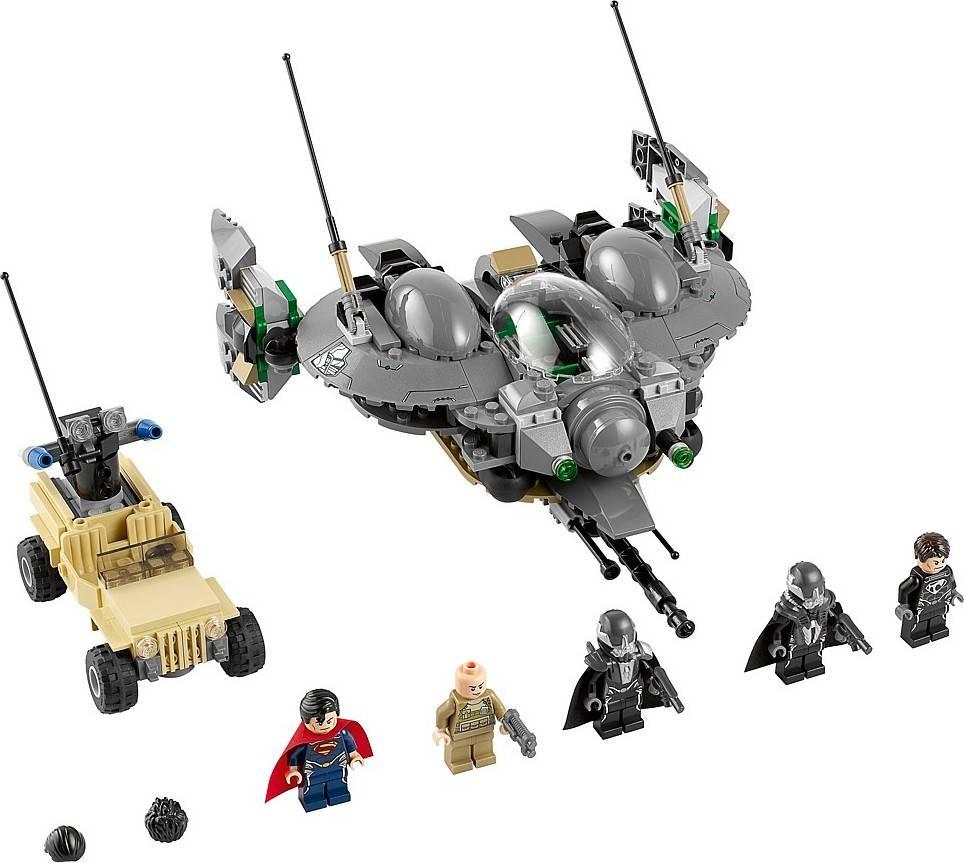 Fotografie Superman: Bitva o Smallville 2276003 Lego