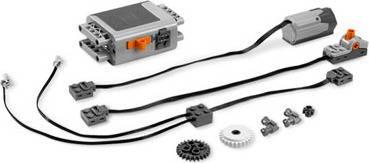 Fotografie Motorová sada Power Functions 228293 Lego