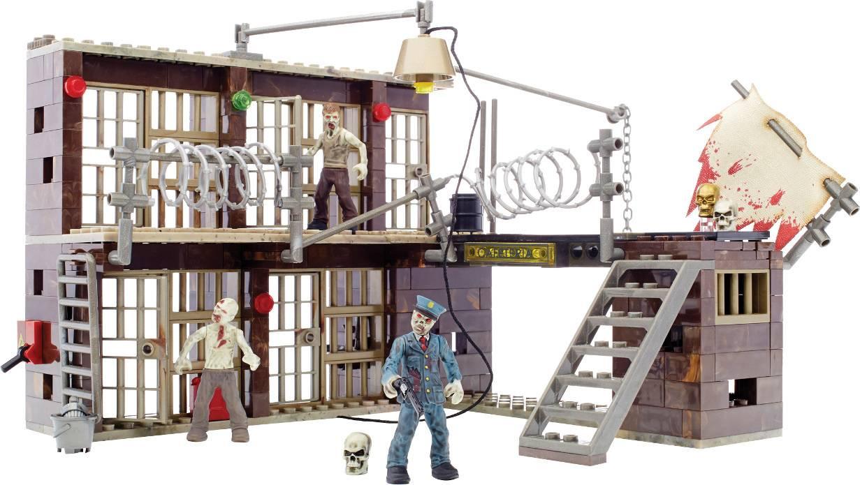 Mega Bloks CoD VĚZENÍ ZOMBÍKŮ 25DCL08 Mattel