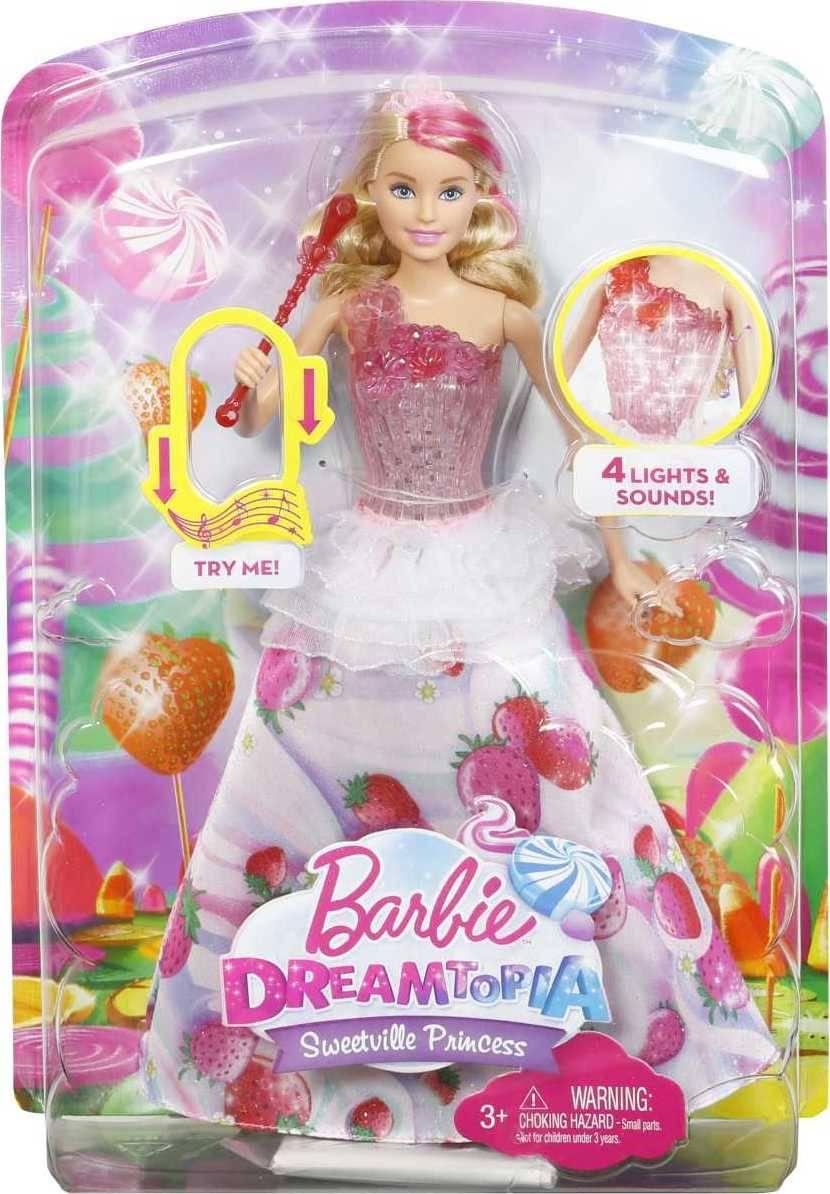 Fotografie BRB JAHŮDKOVÁ PRINCEZNA 25DYX28 Mattel