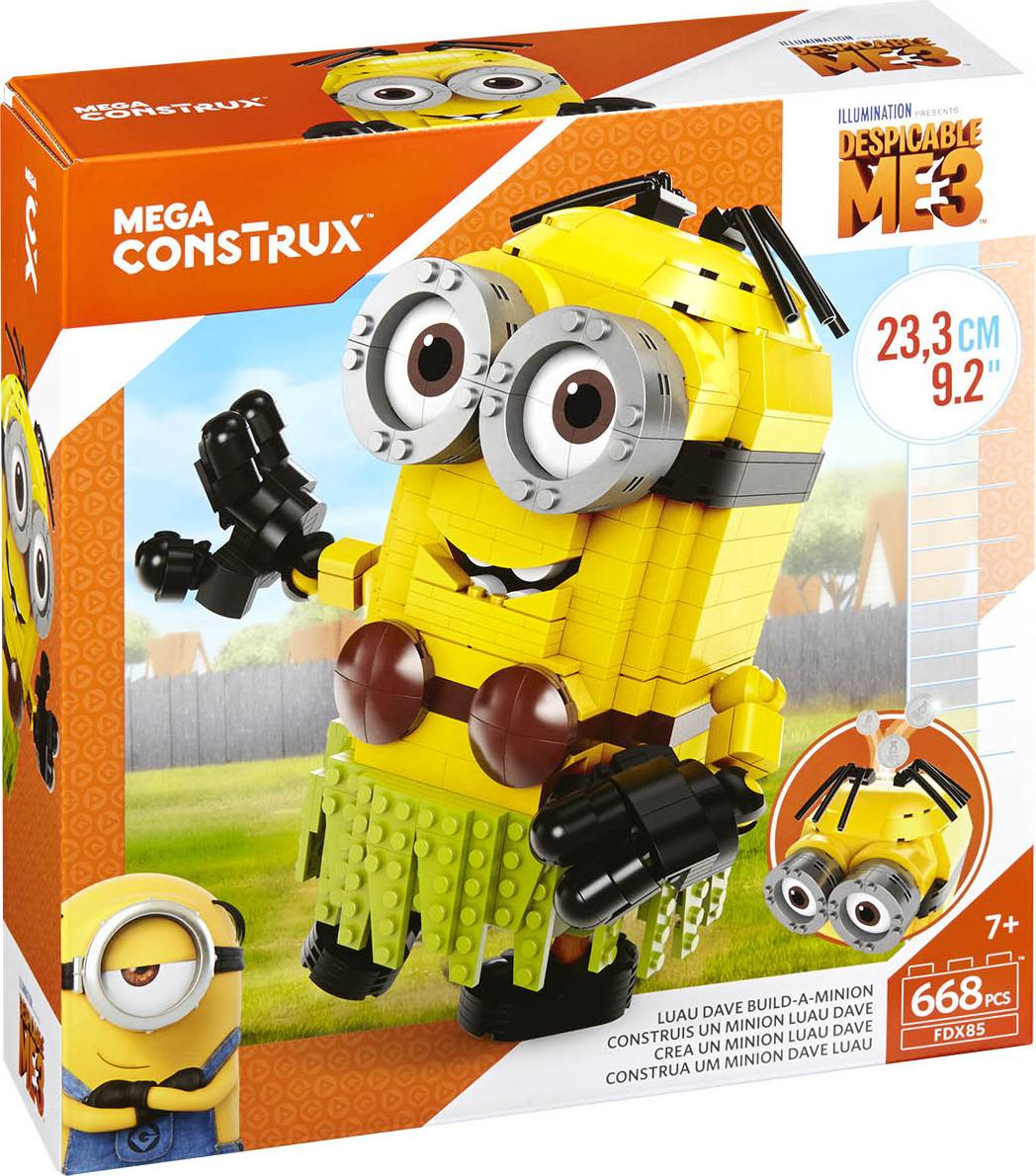 Fotografie MEGA BLOKS SESTAV SI MIMONĚ 25FDX85 Mattel