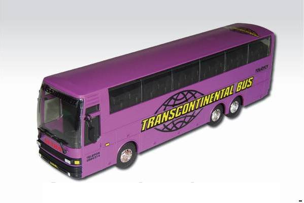 Fotografie Monti systém 32 - Transcontinental Bus Setra
