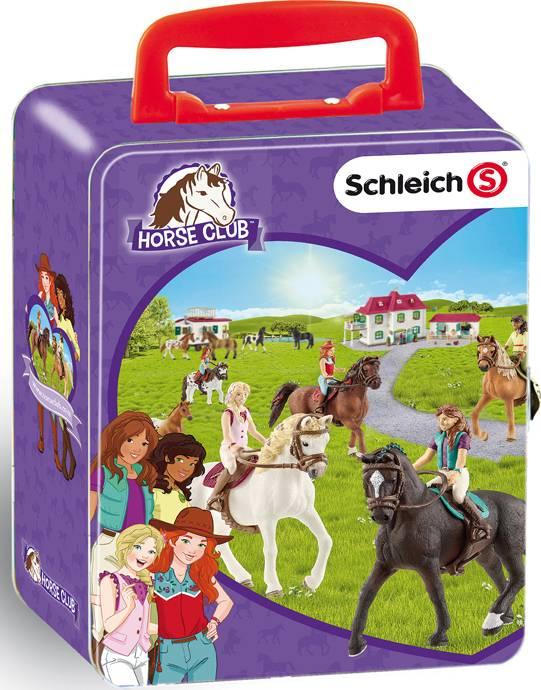 Sběratelský kufřík SCHLEICH koně 233115 Klein