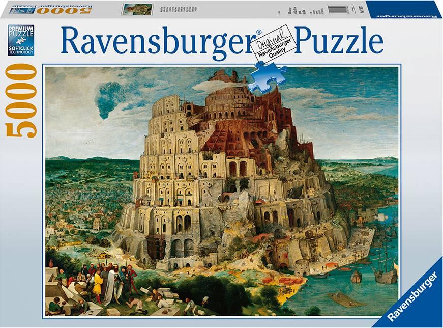Babylonská věž 5000d 2417423 Ravensburger