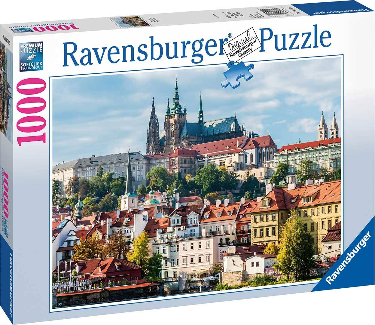 Pražský hrad 1000 dílků 2419741 Ravensburger