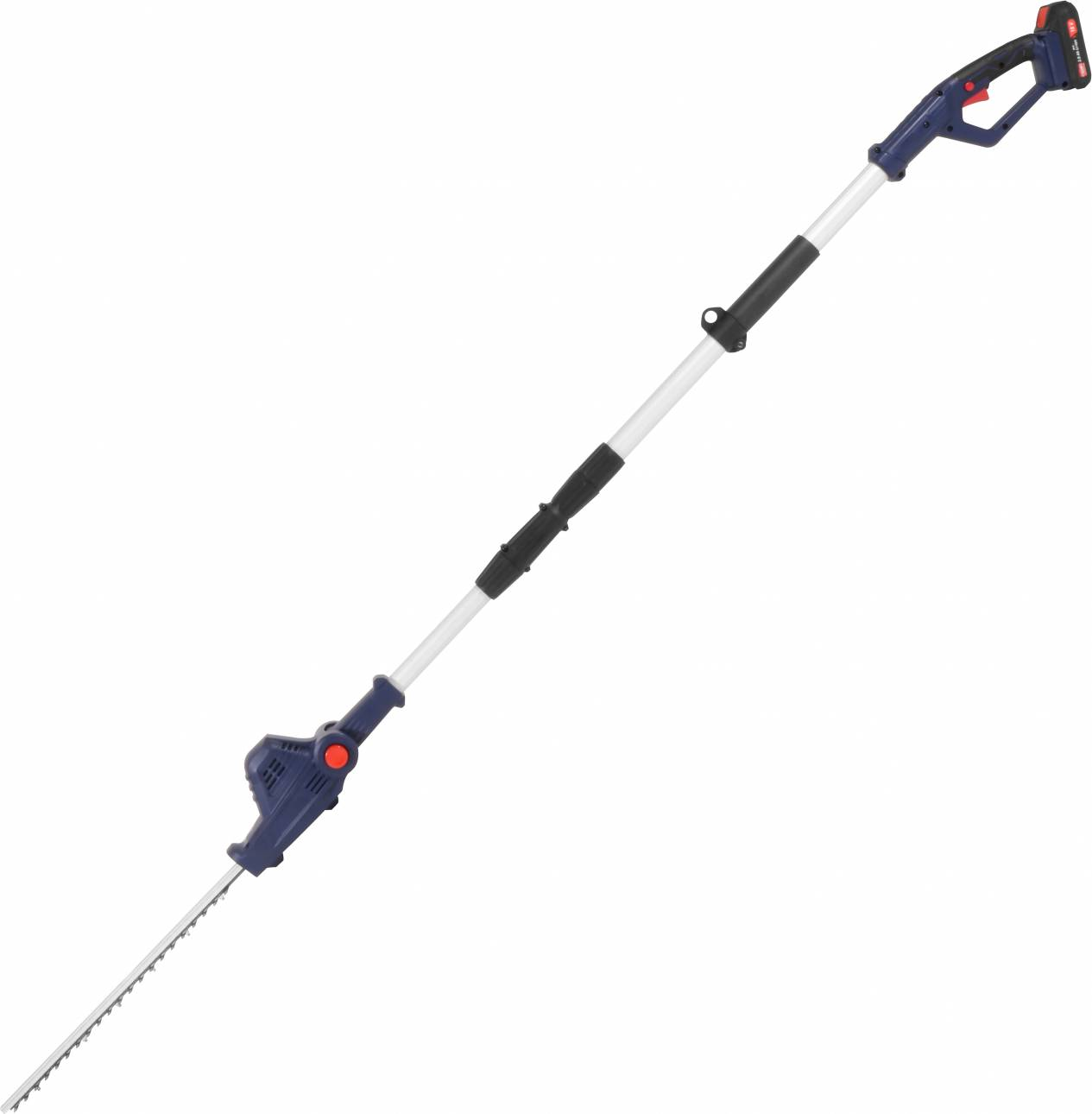 Akumulátorové teleskopické nůžky na živé ploty HST 18-201-05 58592 GÜDE