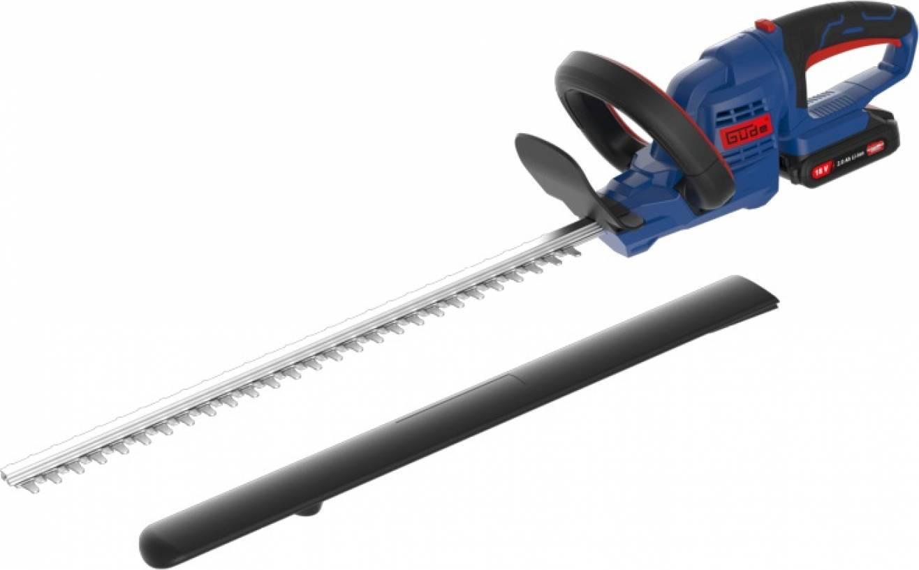 Akumulátorové nůžky na živé ploty HS 18-201-05 58596 GÜDE