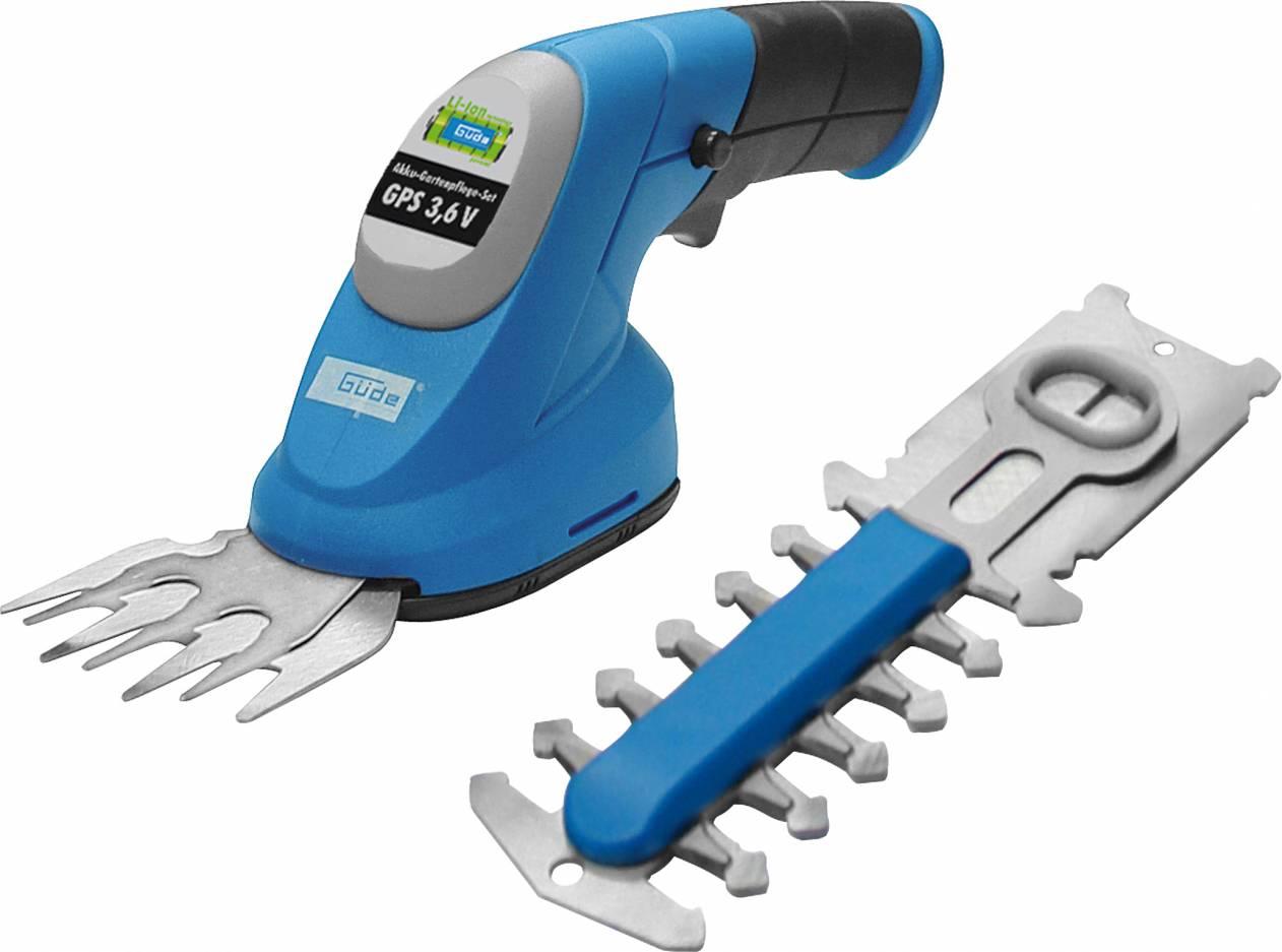 Akumulátorové nůžky na trávu a keře GPS 3.6-1.5 95506 GÜDE