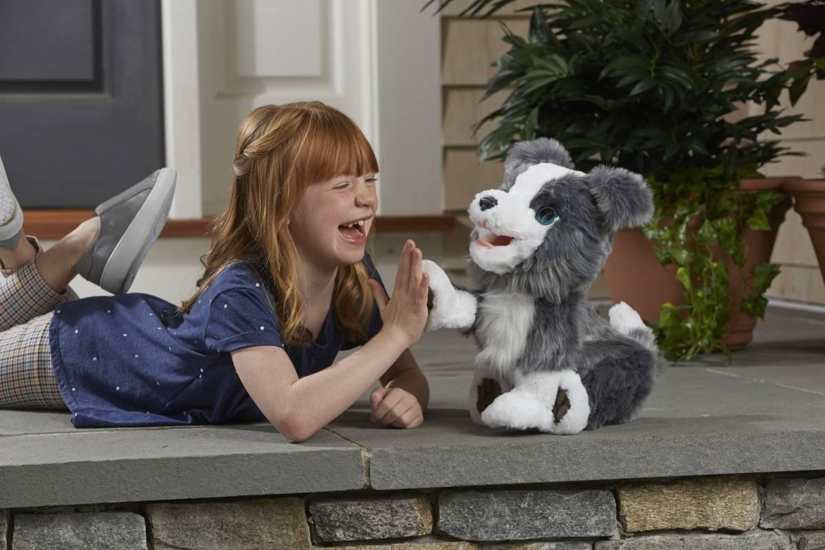 FRR Ricky nejlepší psí kamarád 14E0384 Hasbro