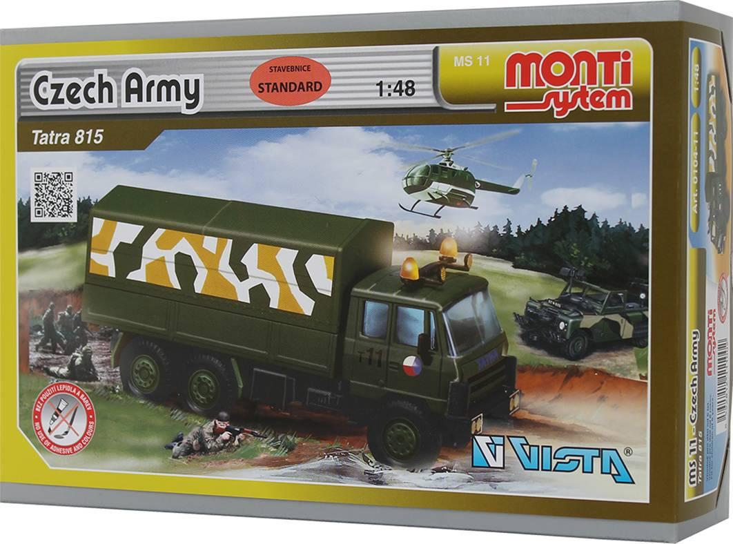 Fotografie Monti systém 11 - CS Armáda Tatra