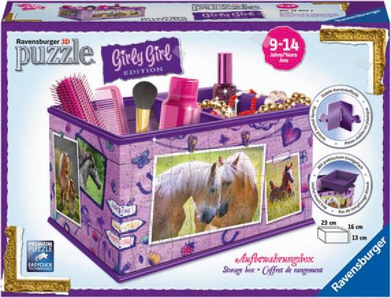 Úložná krabice Kůň 3D 216d 2412072 Ravensburger