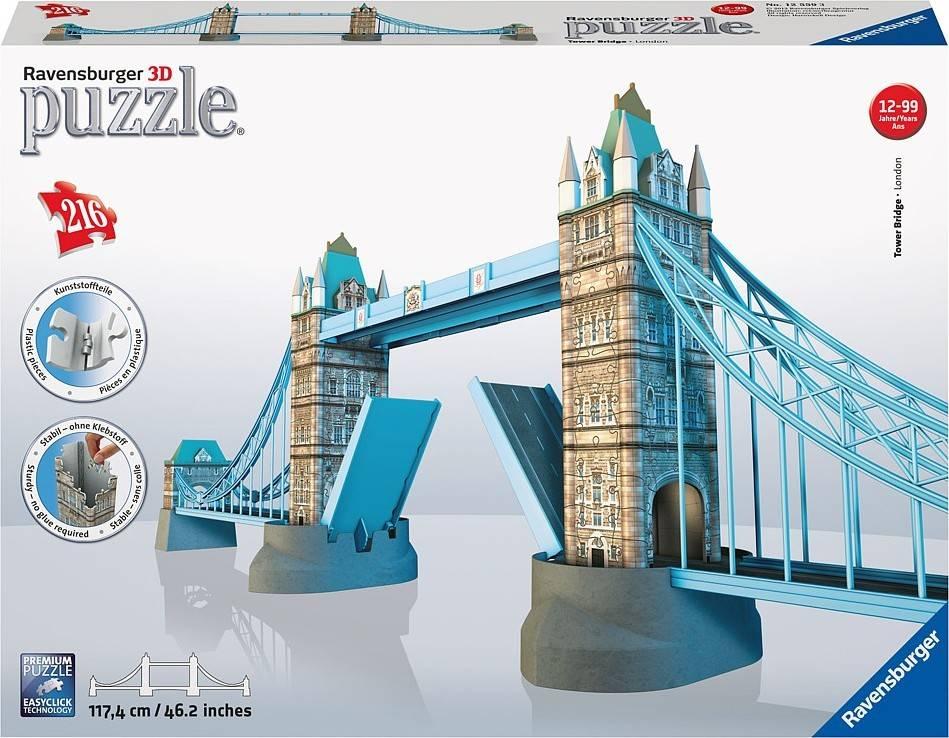 Tower Bridge 3D 2412559 Ravensburger